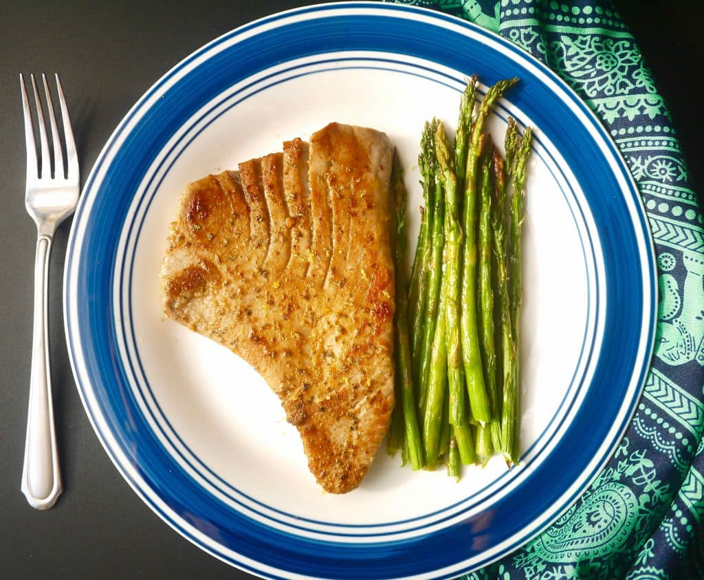 how to cook tuna steaks taste